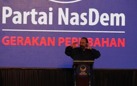 Partai Politik Diajak Ikuti Langkah NasDem
