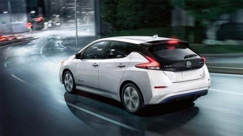 Mengenal e-4ORCE, Teknologi All Wheel Drive di Mobil Listrik Nissan