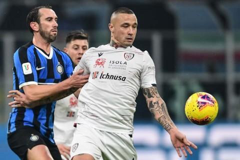 Gol Telat Nainggolan Buyarkan Kemenangan Inter