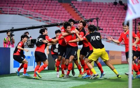 Tundukkan Arab Saudi, Korea Selatan Sabet Gelar Piala Asia U-23 2020