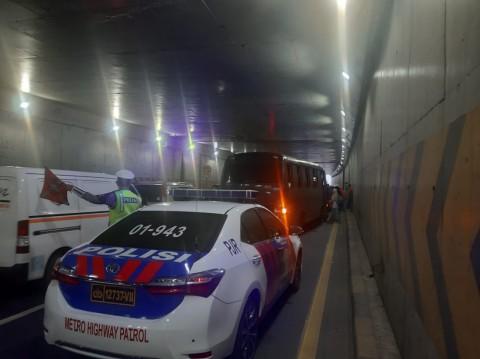 Kecelakaan Beruntun Terjadi di Terowongan Pasar Rebo