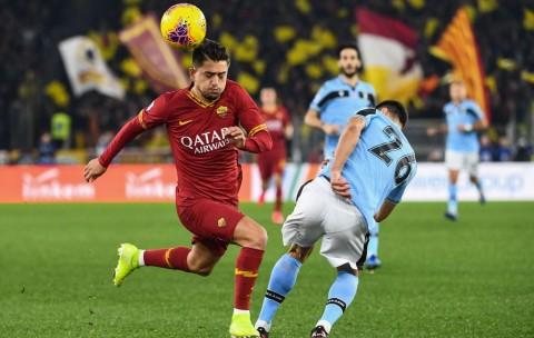 Derby Roma Berakhir Tanpa Pemenang