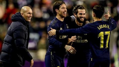 Hasil Lengkap Pertandingan: Juventus Kalah, Madrid Menang