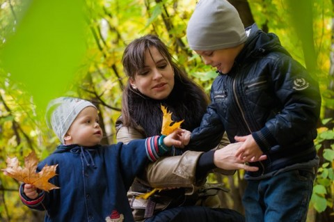 Usia Tepat Mengajarkan Organic Parenting pada Anak