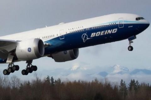 Pesawat Mesin Ganda Terbesar Lakukan Penerbangan Perdana