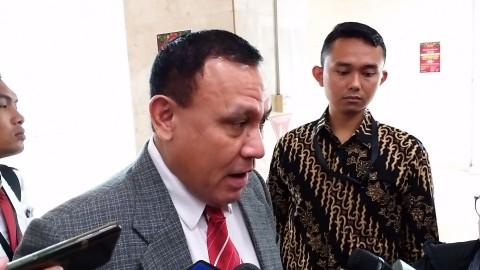 KPK-Dewas Rapat Perdana di Komisi III