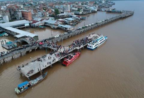 4 Turis Wuhan di Bintan Tidak Terinfeksi Korona