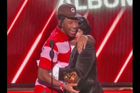 Menang Best Rap Album, Tyler, The Creator Berterima Kasih kepada Pharrell Williams