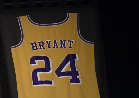 Dallas Maverick Pensiunkan Nomor Punggung Kobe Bryant