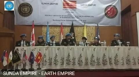 Tersangka Sunda Empire Dibidik