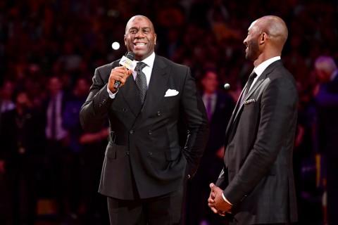 Magic Johnson Bakal Merindukan Kobe Bryant