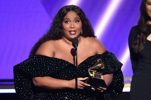 Nomine Terbanyak, Lizzo Hanya Bawa Tiga Piala Grammy 2020