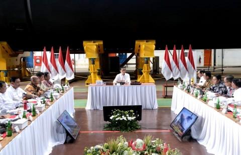 Presiden Minta Kembangkan Teknologi Militer Digital