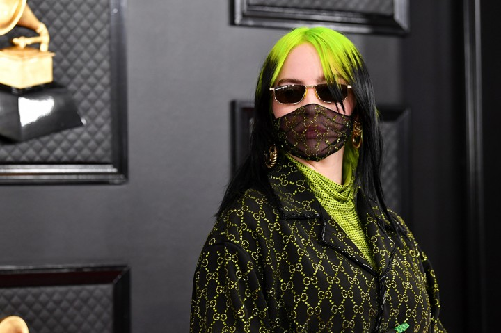 Billie Ellish Cetak Rekor di Grammy Awards 2020