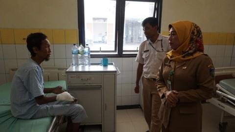 RS Kusta Donorojo Rawat 1.715 Pasien