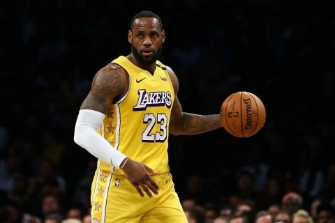 Pesan Terakhir Kobe Bryant untuk LeBron James