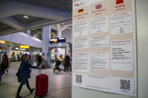 Jerman Konfirmasi Kasus Perdana Virus Korona nCoV