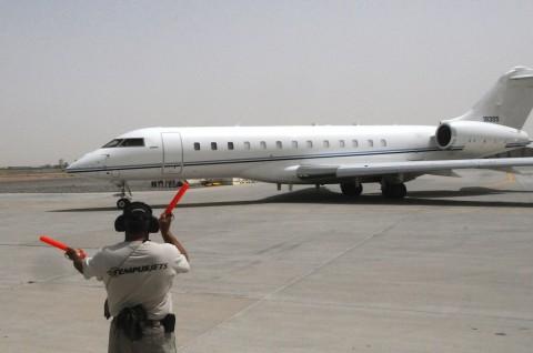 Pesawat Militer AS Jatuh di Wilayah Taliban