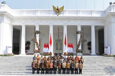 Nilai C Plus Berbalut Optimisme di 100 Hari Jokowi-Ma'ruf