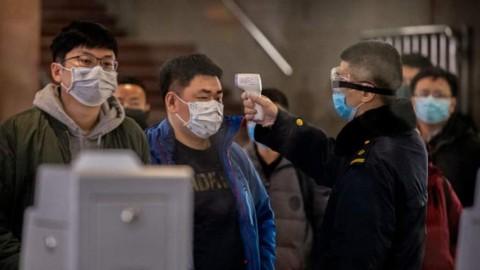 Virus Korona Diprediksi Hantam Ekonomi Tiongkok