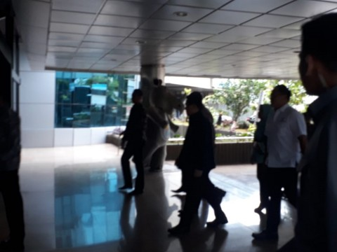 Ketua KPK Sambangi Kementerian BUMN