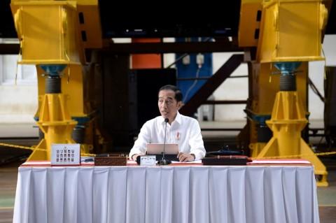Jokowi Kecewa Literasi Keuangan Indonesia Rendah