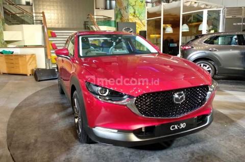 Mazda Boyong Fitur Mentereng di CX-30