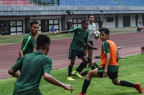 Kenangan Bersejarah Timnas U-16 Saat TC di Sidoarjo