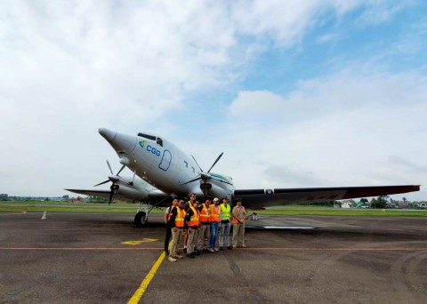 SKK Migas Dorong Survey Migas Gunakan Pesawat Udara