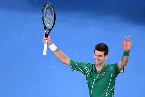 Australian Open 2020: Djokovic Kembali Jumpa Federer di Semifinal