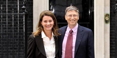 Bill Gates Sumbang Rp136 Miliar Perangi Wabah Virus Korona
