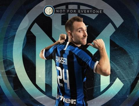 Eriksen Pilih Nomor Punggung 24 di Inter Milan