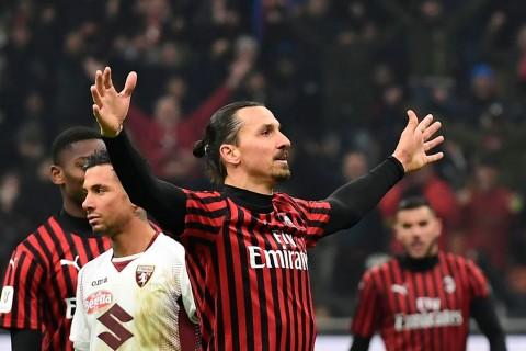 Singkirkan Torino, Milan ke Semifinal Coppa Italia