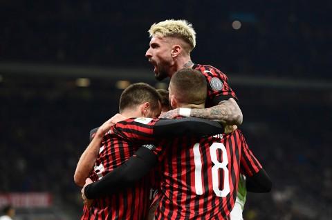 Milan Tantang Juventus di Semifinal Coppa Italia