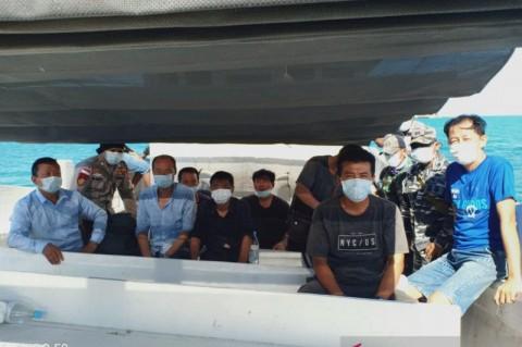 WNA Tiongkok Terdampar di NTT Negatif Korona