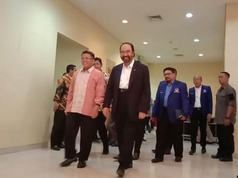 Presiden PKS Berkunjung ke DPP NasDem Siang ini