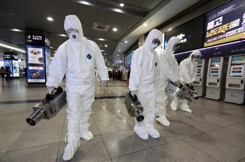 Infeksi Korona Lampaui Total Kasus SARS di Tiongkok