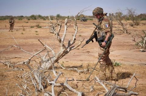 Enam Prajurit Tewas dalam Serangan di Burkina Faso