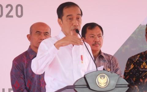Jokowi Klaim Terowongan Nanjung Efektif Kendalikan Banjir