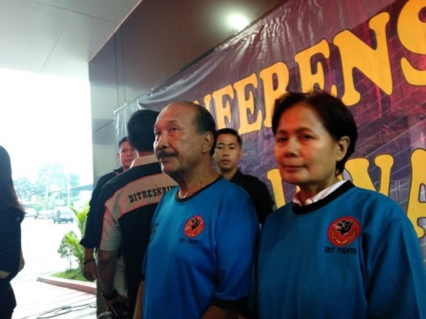 Anggota Sunda Empire Sukarela Setor Iuran