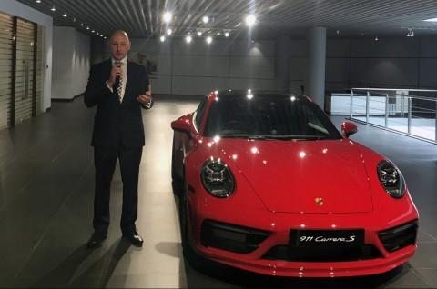 Bos Baru Porsche Indonesia Fokus di Pelayanan