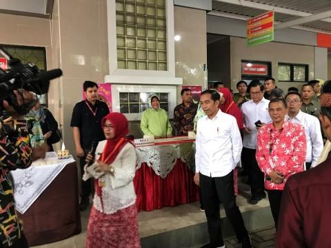 Dukungan Presiden Jokowi untuk Gerakan Eliminasi TBC 2030