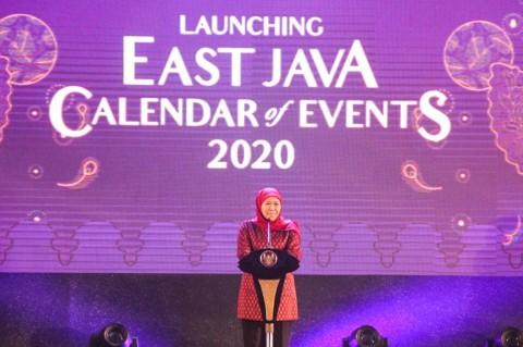 Jawa Timur Bakal Gelar 445 Acara Wisata sepanjang 2020