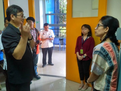Pemkot Bandung Inventarisasi Pekerja Asal Tiongkok