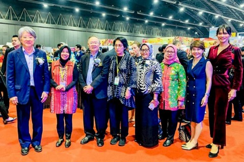 Partisipasi di TITF, Kemenparekraf Bidik Kunjungan Wisatawan Asia