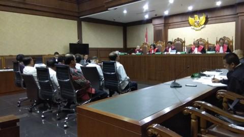 Saksi Mengklaim Diarahkan Penyidik KPK