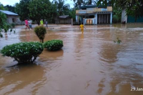 120 Rumah di Pasaman Barat Terendam Banjir