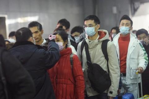 WNI yang Dievakuasi dari Tiongkok Dikarantina 28 Hari