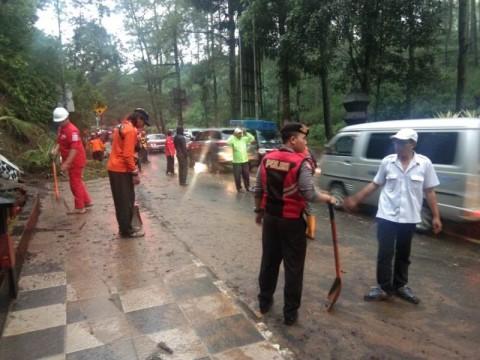 Banjir Bandang di Bondowoso Surut