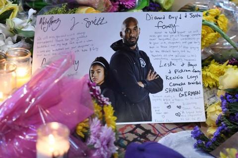 Kobe Bryant sedang Membuat Buku Anak-anak saat Kecelakaan
